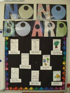mrspicasso's art room: September 2010...love this board idea