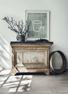 antique counter