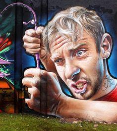 Foto: • ARTIST . SMUGONE •  ◦ Untitled ◦ event: Step In The Arena location: Eindhoven, Netherlands #streetart