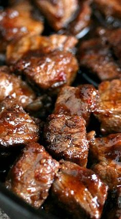 Steak Bites (best Southern recipes)