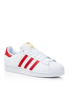 Adidas Superstar Foundation Lace Up Sneakers
