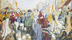 Ben Enwonwu The Durbar of Eid ul Fitr Kano Nigeria broke the artist's previous best by selling for £193250. Bonhams Smashes Records for Ben Enwonwu, One of Africa's Leading Artists