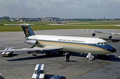 British Caledonian BAC 111-201AC - British Caledonian - Wikipedia