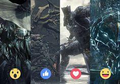 Li abbiamo amati, odiati e uccisi! I boss di Dark Souls sono sempre stati una spina nel fianco però hanno saputo metterci alle strette e farci provare il brivido di una vera sfida! Nell'attesa dell'evento di questo 29 aprile vi poniamo questa domanda:  Qual è l'anima del vostro cuore?  Seguite la nostra pagina evento per tutte le informazioni: https://www.facebook.com/events/245640805843898/?acontext=%7B%22ref%22%3A%22106%22%2C%22action_history%22%3A%22null%22%7D  #Darksouls #BandaiNamco…