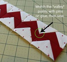 The Crafty Quilter   Nordic Mini QAL, Row 2   http://thecraftyquilter.com