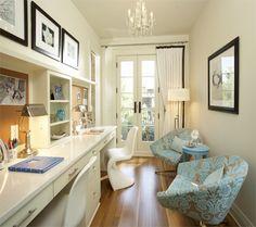 inspiring home office | Inspiring Home Offices - Paperblog