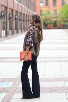 The Closet Confessional: How to Wear Flares