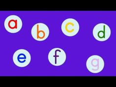 The Phonics ABC Song - YouTube