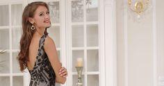 Plesová sezóna začala. Ako si vybrať plesové šaty? Backless, Dresses, Fashion, Moda, Vestidos, Fashion Styles, Dress, Dressers, Fashion Illustrations