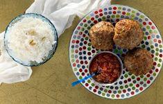 Είναι ένα καλό κόλπο για να φάει κάποιος φακή χωρίς να το καταλάβει... Greek Beauty, Grains, Muffin, Food And Drink, Rice, Dinner, Breakfast, Food Ideas, Foods