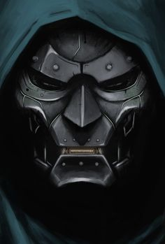 Doctor Doom (animated) by Marvel Dc Comics, Dr Doom Marvel, Marvel Art, Marvel Heroes, Comic Book Villains, Marvel Villains, Comic Book Characters, Marvel Characters, Comic Books