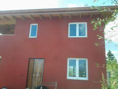 #casa in #legno in #bioarchitettura costruita in #provincia di #Roma