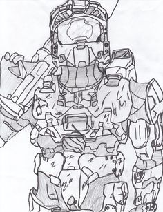 halo coloring pages Halo Coloring Book Picture of Jorge Ideas