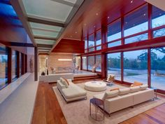 OZ Residence in California by Swatt Miers Architects