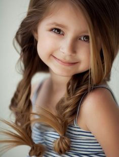 20 Sassy Hairstyles for Little Girls - http://askhairstyles.com/sassy-hairstyles-little-girls/ #Girl #Women #Hairstyles #Haircuts #AskHairstyles #ShortHairstyles #ShortHaircuts #LongHairstyles #LongHaircuts #HairColor #PopularHairstyles