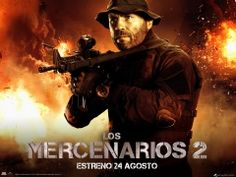 The Expendables 2 3 Wallpapers