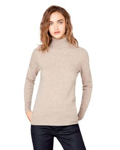 Long sleeve turtleneck, Dove Gray - Check out the new collection and shop online at benetton.com. Free delivery on orders over €79.