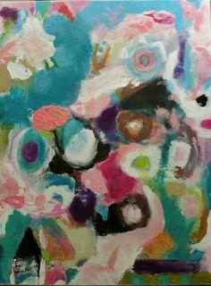 Acrylics on canvas CAROLYN RIPPER