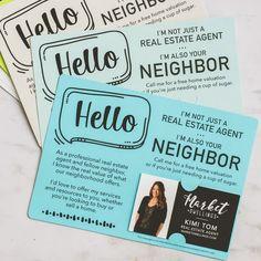 Real Estate Business Plan, Real Estate Career, Real Estate Leads, Real Estate Office, Selling Real Estate, Real Estate Advertising, Real Estate Marketing, Marketing Postcard, Realtor Business Cards