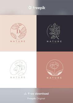 Cosmetic Logo, Business Logo Design, Branding Design, Business Logos, Creative Business, Logo Branding, Brand Identity, Logo Web, Spiritual Logo