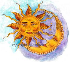 Altered Alchemy : ☼ Sun & Moon ☾