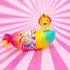 Bananas Collectibles Crushie Lewis Lion loves to laugh! Lion Love, Go Bananas, Collectible Toys, Princess Peach, Space, Fun, Plushies, Floor Space, Hilarious