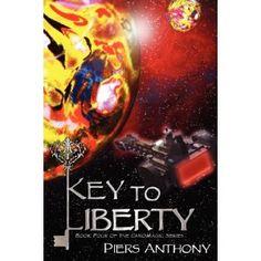 Key to Liberty (Chromagic) (Hardcover)  http://www.amazon.com/dp/1594263817/?tag=socialsyfy-20  1594263817