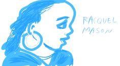 Racquel Mason at PivotCon #pivotcon #doodle.ly #draw #racquelmason #cocacola