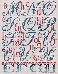 Gallery.ru / Фото #23 - Le idee di Susanna - Enciclopedia degli alfabeti - natalytretyak