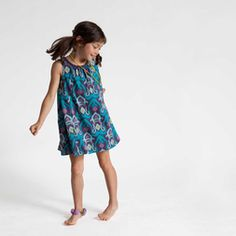 Tidepool Trapeze Dress at teacollection.com