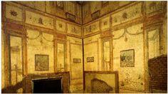 Frescoed Walls of the Domus Aurea, Rome