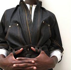 Vejas styling by Nice Dresses, Leather Jacket, Denim, Instagram Posts, Jackets, Style, Fashion, Studded Leather Jacket, Down Jackets