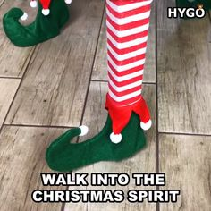 Our Christmas Feet is a decorative way to support your dining chairs legs to prevent it from scratching the floor. Blue Christmas Decor, Christmas Door Decorations, Christmas Design, Christmas Holidays, Christmas Wreaths, Christmas Ornaments, Simple Christmas, Christmas Crafts For Adults, All Things Christmas
