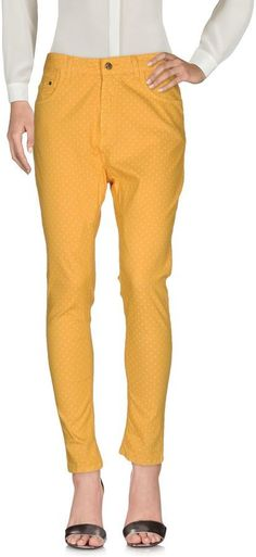 Outlet Footlocker Pictures TROUSERS - Casual trousers Erica Bellucci Outlet Cheap Online FDCbOhxi