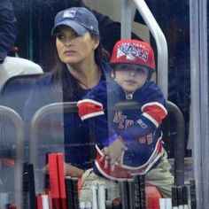 mariska hargitay and August