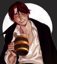 One Piece, Shanks