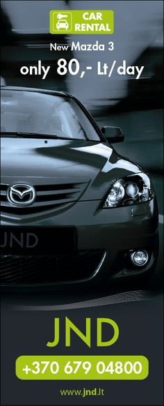 rent a car -  www.jnd.lt