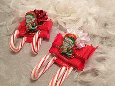 2 KitKat Santa Sleighs 2013