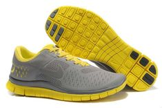 new style fc7ac 63a16 Buy Men s Nike Free Running Shoes Dark Grey Yellow For Sale from Reliable Men s  Nike Free Running Shoes Dark Grey Yellow For Sale suppliers.