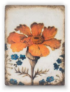Marigold. To purchase call NCH Galleries. (951) 734-5989.