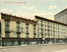 Neil House, Columbus, Ohio :: Columbus Memory