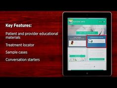 Suicide Prevention Mobile App – SuicideSafe   SAMHSA.gov
