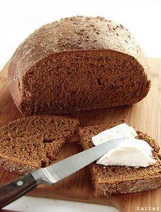 Palce lizac !: Czarny chleb zytni