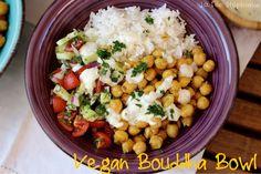 La Fée Stéphanie: Un Boudda bowl pour un plat coloré, sain, équilibré et vegan!