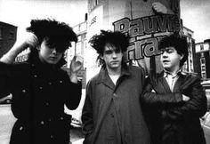 The Cure -- pre-1989  Faith, Seventeen Seconds, Three Imaginary Boys