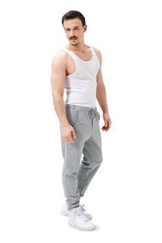 Schnittmuster: Jogginghosen für Männer und Frauen - News - Aktuelles - burda style