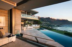 Casa con espectaculares vistas de 270 ° en Ciudad del Cabo / SAOTA ~ ARQUITECTURA CONTEMPORANEA