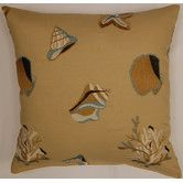 Found it at Wayfair - Shelly Beach Knife Edge Polyester Pillow