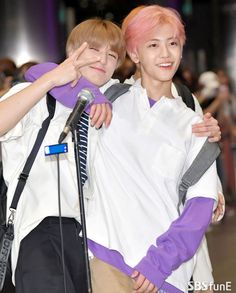 thank you for always working hard and always being there by jeno's side~ we wish you nothing but absolute happiness, the world loves na jaemin (๑