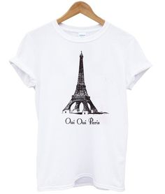 Eiffel tower shirt #tshirt #graphictee #awsome #tee #funnyshirt
